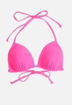 Pieces - Honolulu Triangle Bikini Top