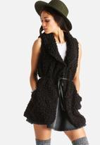 ONLY - Shock Sherpa Waistcoat