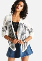 ONLY - Scarlett Stripe Cardigan