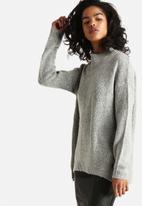 ONLY - Genevieve Highneck Knit