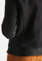 ONLY - Nikki Mix Wool Biker Jacket