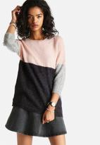 ONLY - New Airy Block Sweater