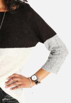 ONLY - New Airy Block 3/4 Pullover