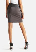 ONLY - Anna PU Skirt