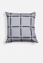 Superbalist Cushions - Noughts & Lines Cushion