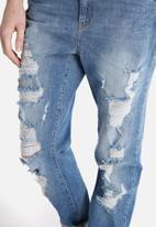 Noisy May - Kim Loose Destroy Jeans