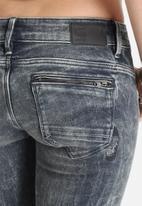 G-Star RAW - Midge Zip Low Skinny