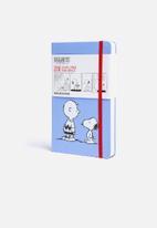 Moleskine - 2016 Peanuts Daily A5