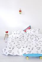 Zana x Superbalist - Midnight Snack Duvet Cover