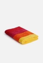 Superbalist Towels - Multi Stripe Towel