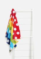 Superbalist Towels - Polka Stripe Towel