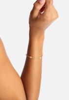 Black Betty - Five Stoned Bracelet