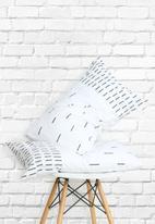 Zana x Superbalist - Hatch Pillowcase Set