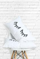 Zana x Superbalist - I See You Pillowcase Set