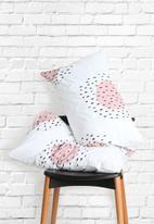 Zana x Superbalist - Plum Pillowcase Set