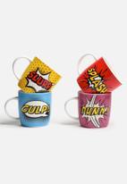 Kitchen Craft - Comic Mug