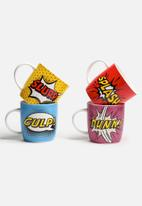 Kitchen Craft - Comic Mug