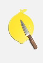 Kitchen Craft - Cut & Serve Fruit Board