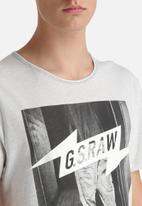 G-Star RAW - Fabiak Long T-Shirt