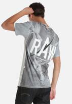 G-Star RAW - Gazres Long T-Shirt
