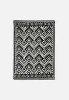 Sixth Floor - Block Print Printed Rug