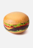 Big Mouth - Burger Inflatable Ball