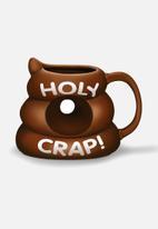 Big Mouth - Holy Crap Mug