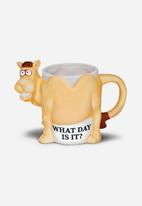 Big Mouth - What Day Is It Mug