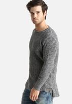 Only & Sons - Trolle Long Line Knit