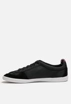 2087e3a2f2c9 Provencale II - 1521636 - black Le Coq Sportif Sneakers ...