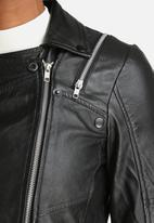 Y.A.S - Beina Leather Jacket