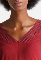 Jacqueline de Yong - Regard Lace Top