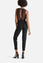 Vero Moda - Danti Lace Jumpsuit
