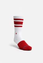 Stance Socks - White Out