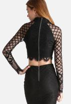 Ginger Fizz - Sheer Perfection Top
