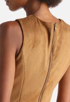 Vero Moda - Shanna Faux Suede Dress