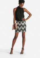ONLY - Zigzag Dress