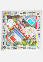 Hasbro - Monopoly - Cape Town Edition