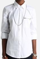 Noisy May - Copra Corana Zip Shirt