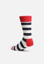 Happy Socks - Stripe socks