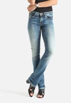 ONLY - Belle Low Straight Jeans
