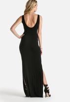 dailyfriday - Cass Split Maxi Dress