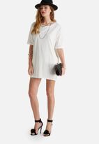 VILA - Arrive Loose T-Shirt Dress