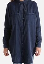 VILA - Typical Long Shirt