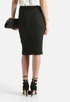 VILA - Nolas Ribbed Skirt