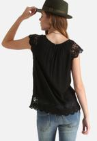 VILA - Nicely Lace Top