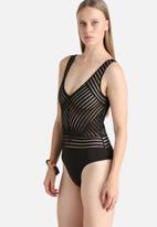 Bardot - Spliced Bodysuit