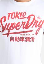 Superdry. - Optic Entry Tee