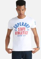 Superdry. - Track And Field Tee