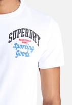 Superdry. - Sporting Goods Tee